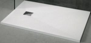 PLATEAU DE DOUCHE PRAGA SOLID SURFACE 150*100*4 cm