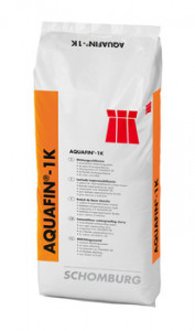KIT AQUAFIN 1K 25KG + UNIFLEX B 8,33 KG