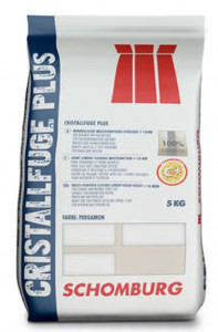 CRISTALLFUGE PLUS JOINT SOUPLE BEIGE 5 kg