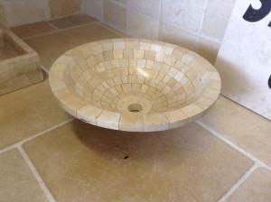 Vasque évier rond 34