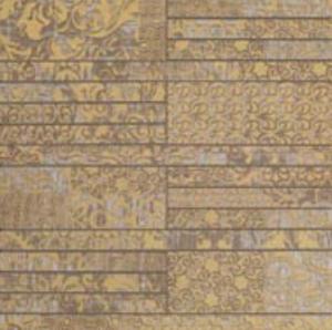 GARDENIA MOSAICO DECORO 33,3X33,3 T20 BEIGE GOLD 41300