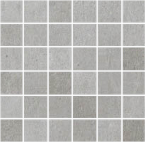 MOSAIQUE 5*5 cm CERCOM GRAVITY GREIGE