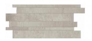 Cercom Gravity Mosaico mix s/2 GREIGE 30x60 cm/12x24in