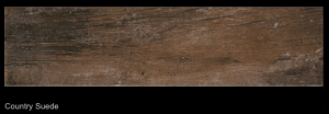SERENISSIMA TIMBER COUNTRY SUEDE 15*60.8cm/6*24in porcelain stoneware WOOD IMITATION