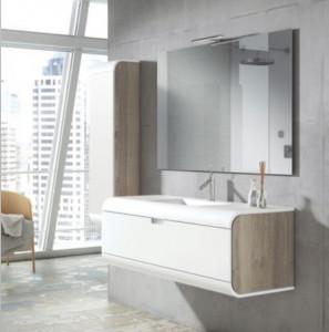 Meuble O'Design AUSTRAL LAQUÉ MAT 600/800/1000/1200