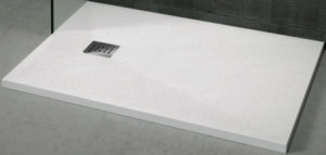 PLATEAU DE DOUCHE PRAGA SOLID SURFACE 120*100*4 cm