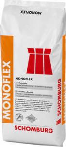 Flexible tile adhesiveMONOFLEX BLANC S1 25 kg
